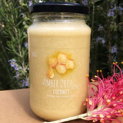 500g coconut honey